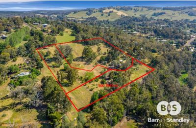 Proposed/500 Jayes Road, Balingup