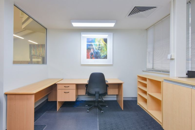 Well Presented Fitted Out Office with Signage Opportunity