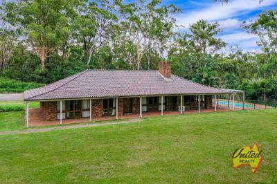 Over 46 Dream Acres, Dream Master Built Home!