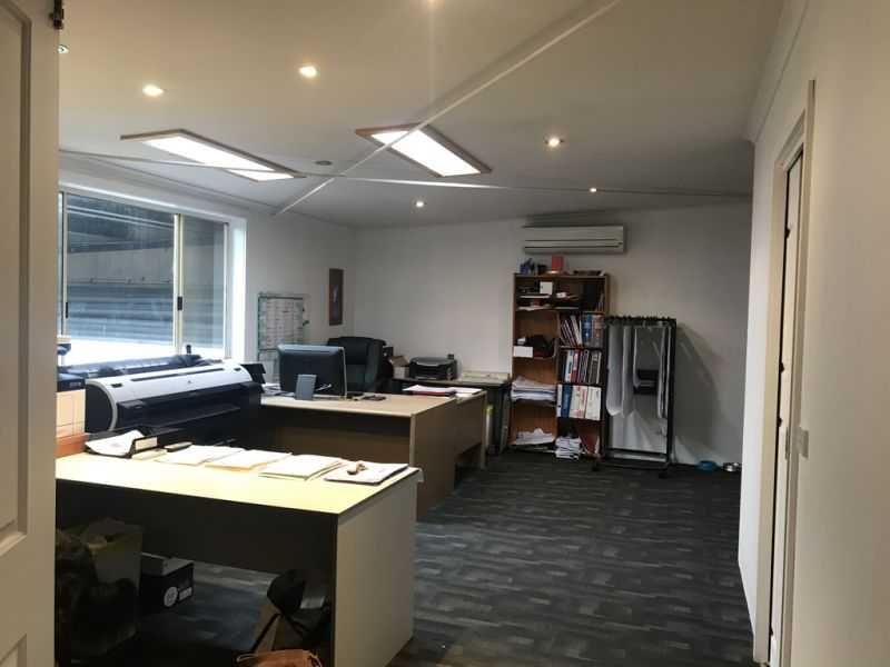 OFFICE/WAREHOUSE SPACE!