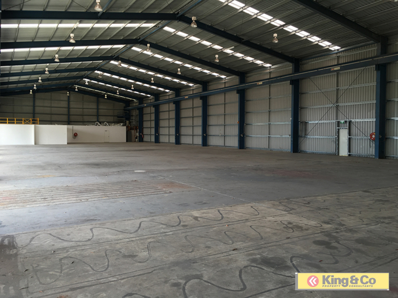 SOUTHSIDE INDUSTRIAL FACILITY – ACCESSIBLE LOCATION!
