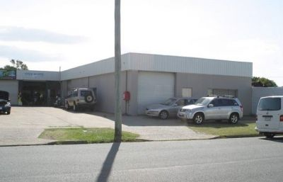 MULTI TENANTED INDUSTRIAL UNIT
