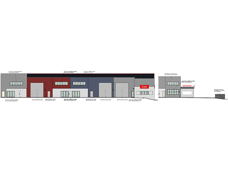 Cafe Opportunity - InThe Heart Of Beerwah's Newest Industrial Complex