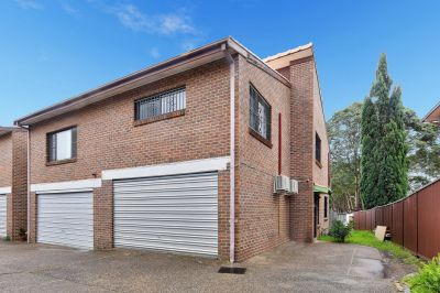 NEWLY RENOVATED THREE BEDROOM TOWNHOUSE