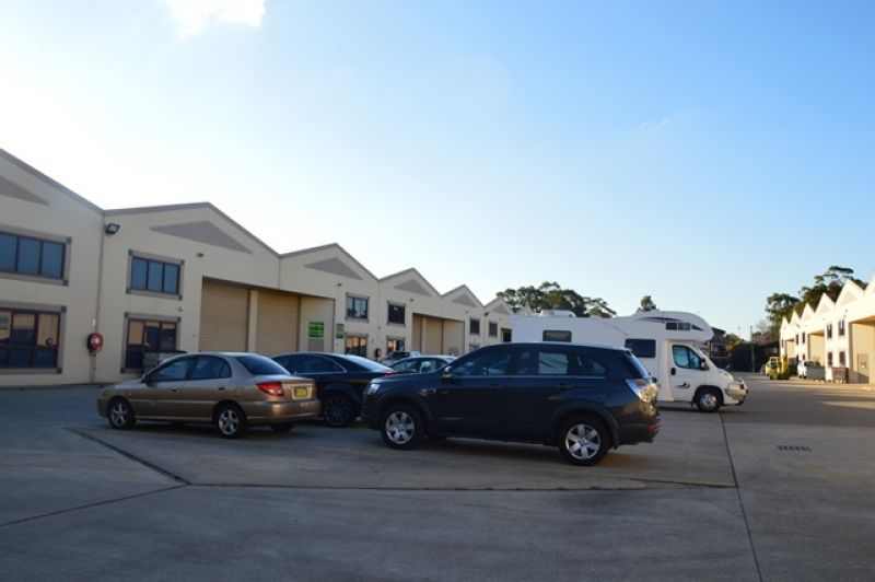 LEASED! MODERN FACTORY UNIT