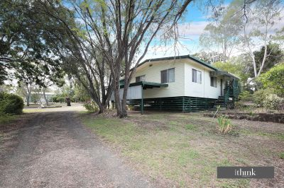1/2 ACRE, 3 BED HOME PLUS SHED