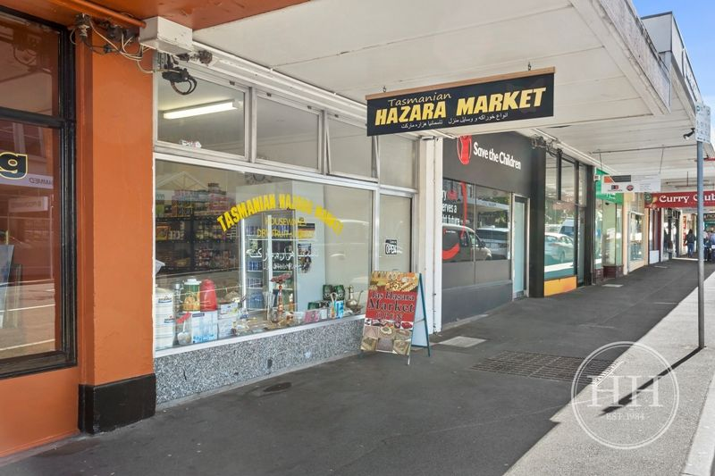 Tenanted Commercial Investment Property in a Vibrant Part of Launceston