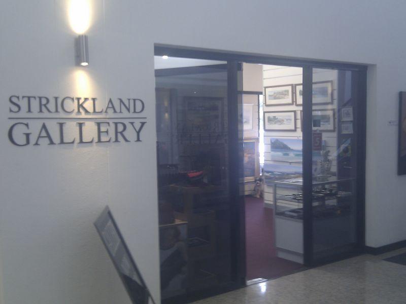 STRICKLAND GALLERY