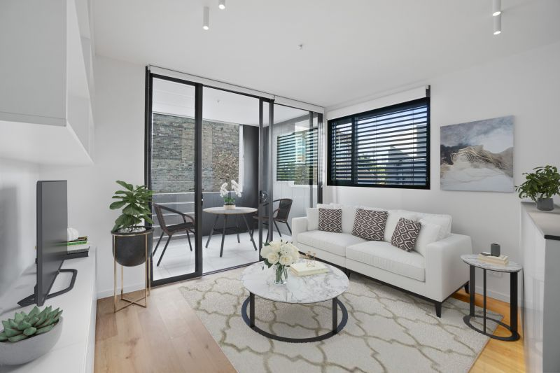 Brand New One Bedroom Apartment In Designer Warehouse Conversion