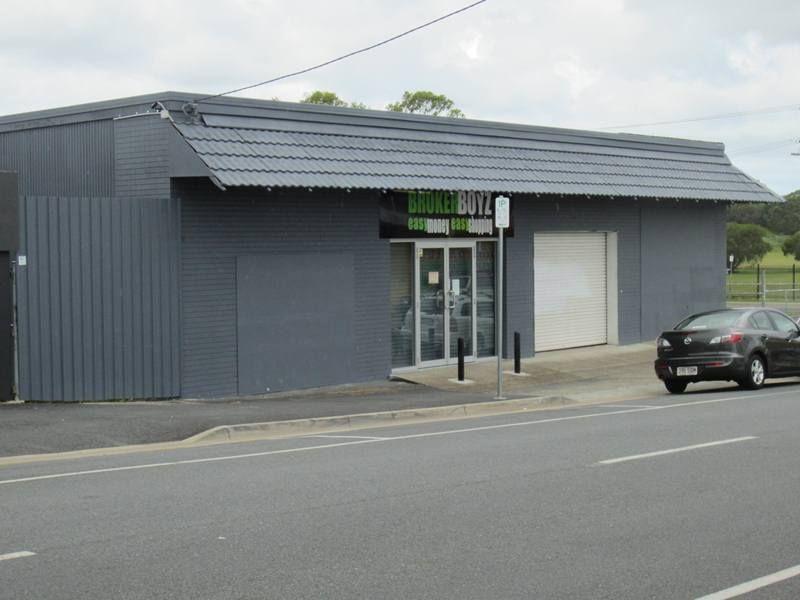 Retail Showroom/Service Centre (306sqm*)