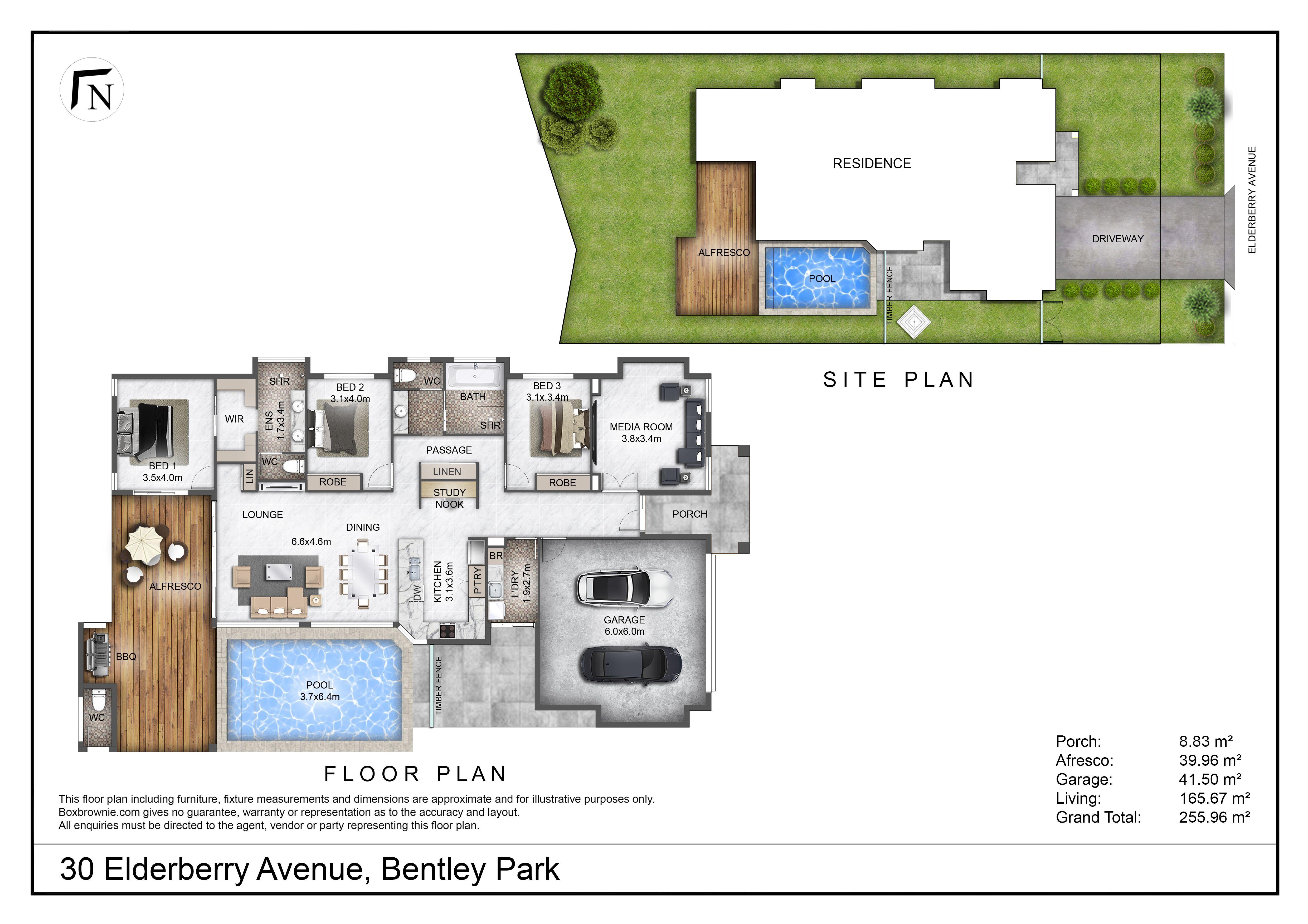 30 Elderberry Avenue, Bentley Park QLD 4869