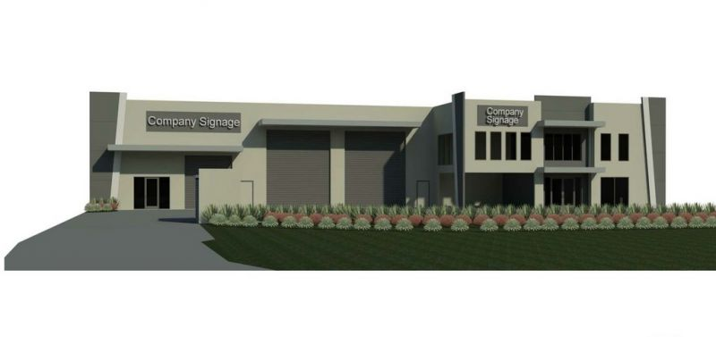 INDUSTRIAL WAREHOUSE & OFFICES  - EXCELLENT EXPOSURE