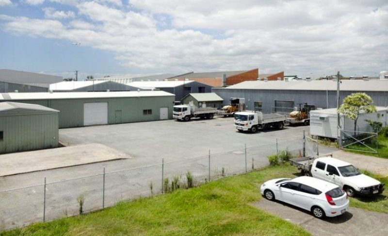 Low site coverage facility just off Kingsford Smith Drive