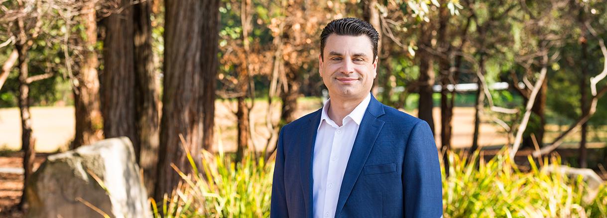 Richard Baini Real Estate Agent