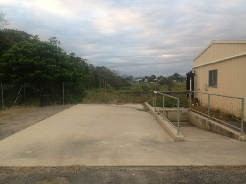 Ingham Industrial Yard with Highway Frontage