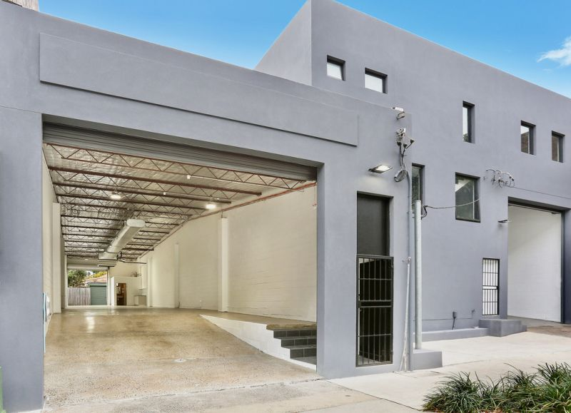 An Eye-Opening Warehouse Revitalisation