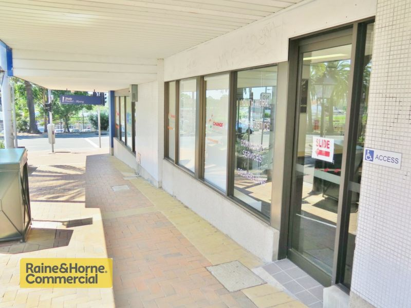 Wyong CBD location! Ground level! approx. 300m2!