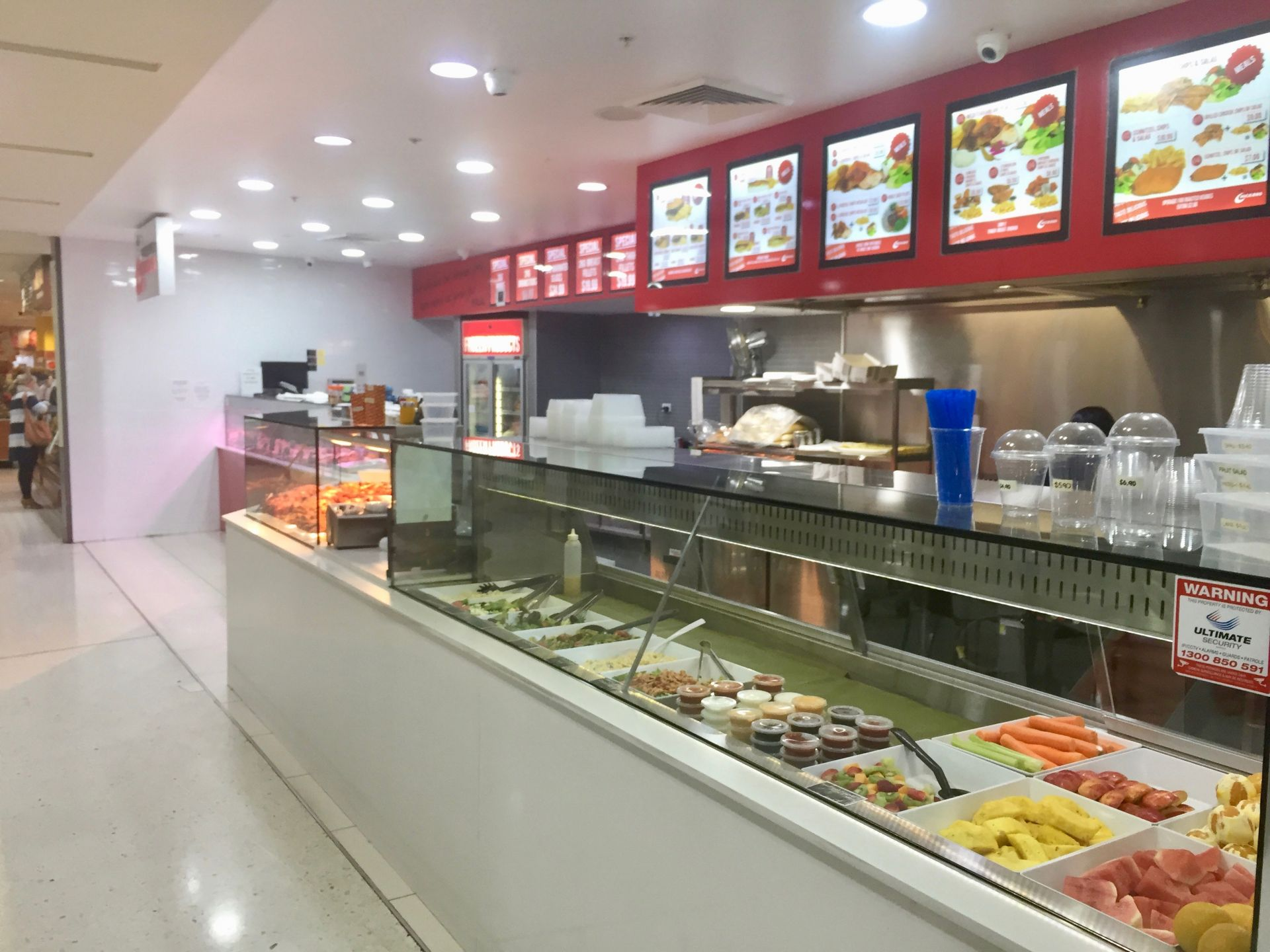 Busy BBQ Chicken Shop Hillsdale (Eastgardens Area, Sydney)