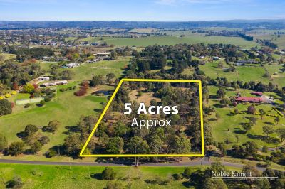 5 Acres (approx.) Create Your Dream!
