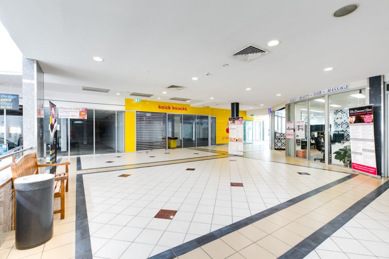 UNDER REVITALISATION - EXCITING FOOD & BEVERAGE, RETAIL & MEDICAL OPPORTUNITIES AVAILABLE