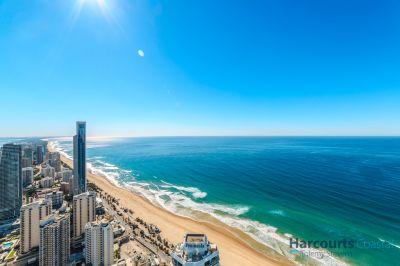 Q1 Sub-Penthouse  247m2 - 3bed +Media  68th floor