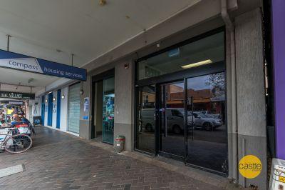 Ground floor office or retail