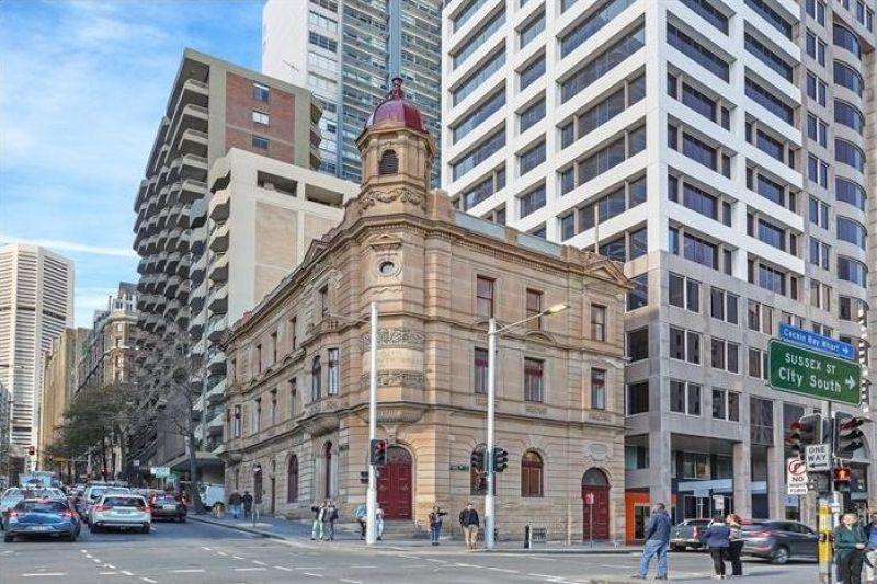 Former City Bank of Sydney & Post Office
