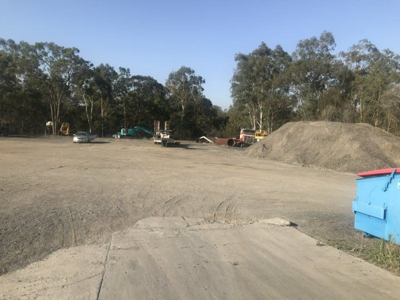 6,000sqm Hardstand In Wacol