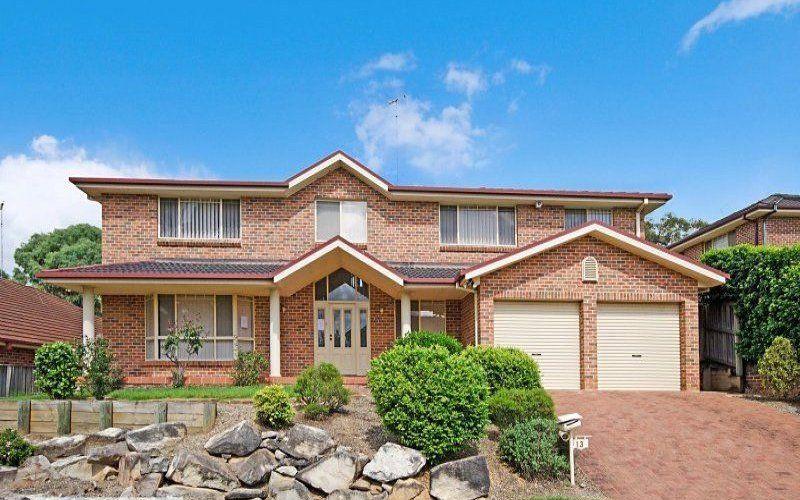 13 Evesham Court, Baulkham Hills NSW 2153