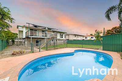 Centrally Located High-Set 3 Bedroom Home With In-Ground Pool & Deck
