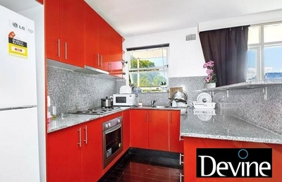 Bright Two Bedroom Unit In Great Location!