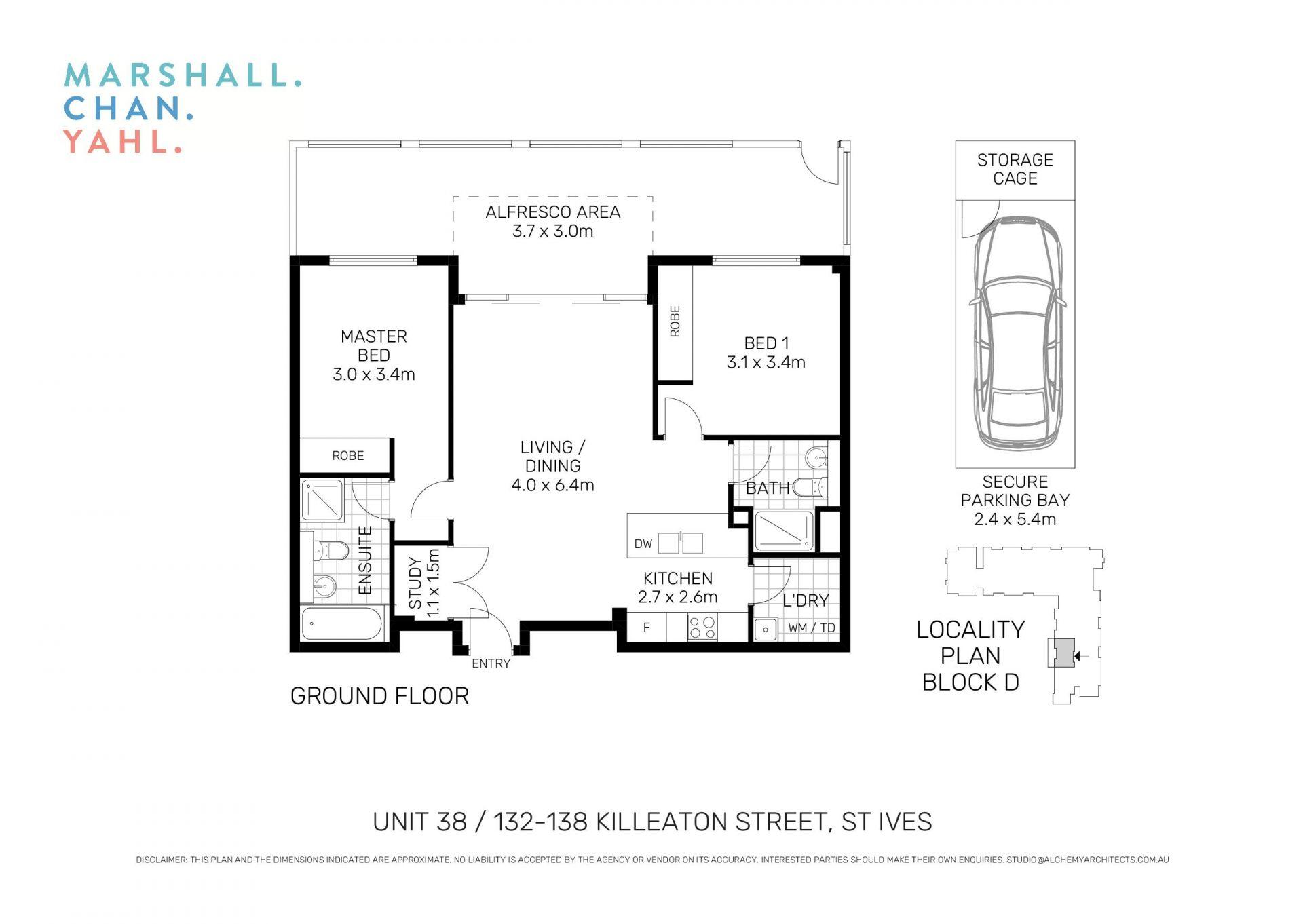 38/132-138 Killeaton Street St Ives 2075