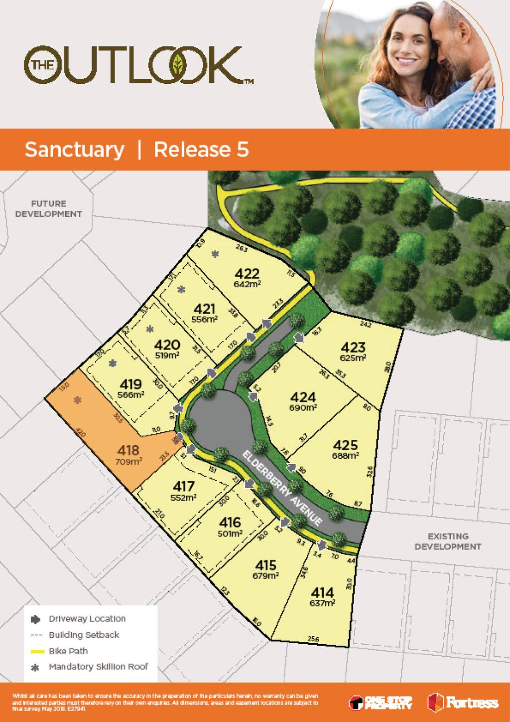 Lot 418 Elderberry Avenue, Bentley Park QLD 4869
