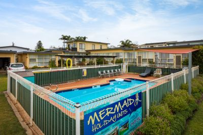 Mermaid Apartments On Fishpen
