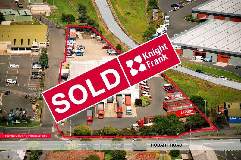 Another one SOLD by Knight Frank