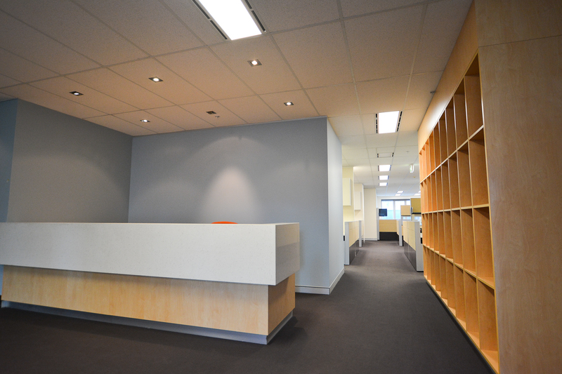 FITTED SHORT TERM OFFICE ACCOMMODATION