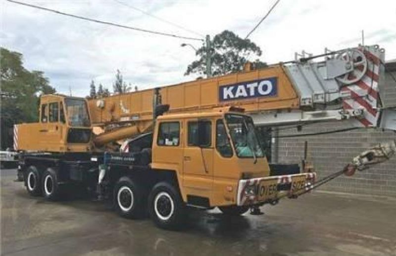 MOBILE CRANE COMPANY WITH EXISTING CLIENTS, PLENTY OF WORK AND NEW EQUIPMENT