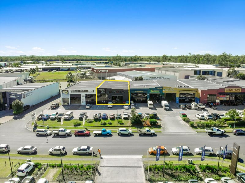 Industrial Investment in Tightly Held Precinct