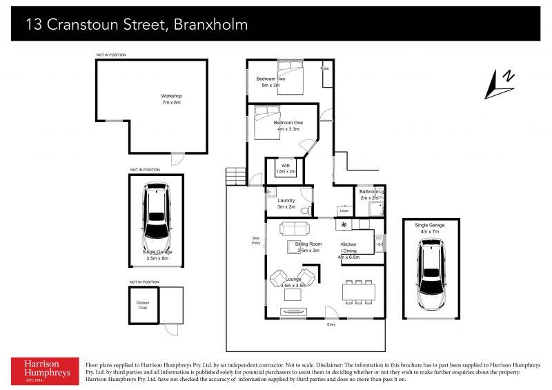 13 Cranstoun Street Floorplan
