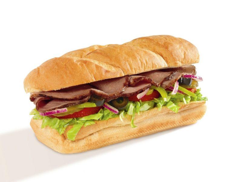 Sub Sandwich - Sydney Cbd