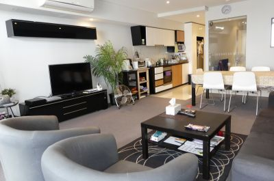 FULLY FURNISHED  1 BEDROOM  MODERN  APARTMENT