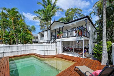 Modern Coastal Queenslander