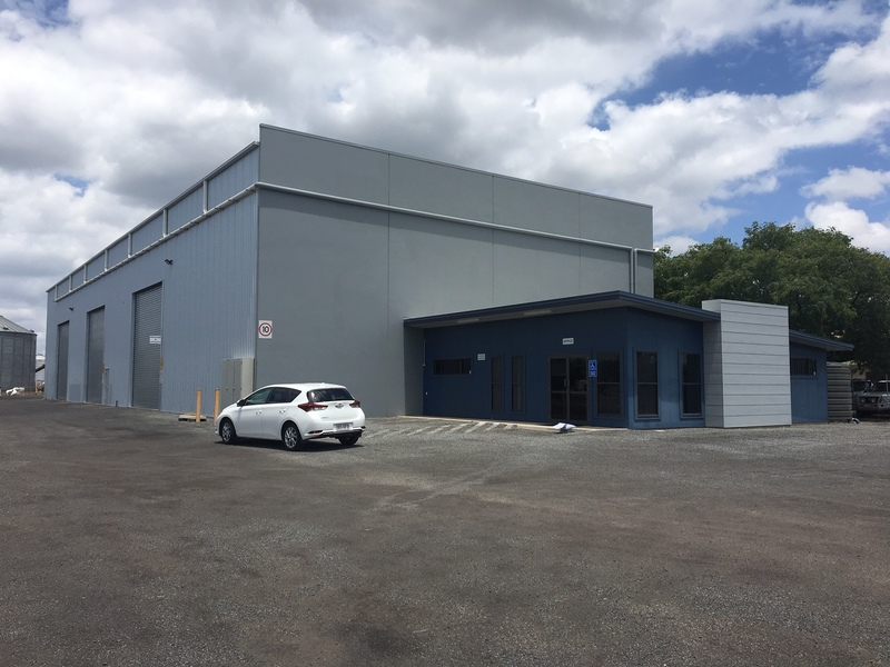 Quality Industrial FacilIty - Ready Now