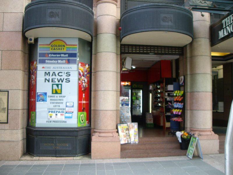 Busy Brisbane CBD - Leasing Opportunity