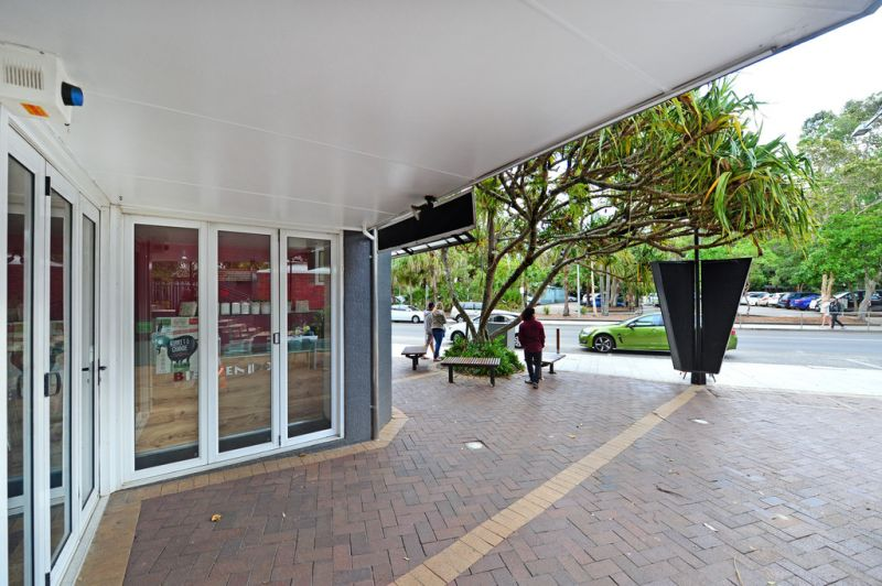 Entrance To Hastings Street