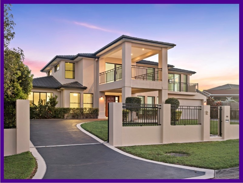 A Stunning Family Home on 814m2