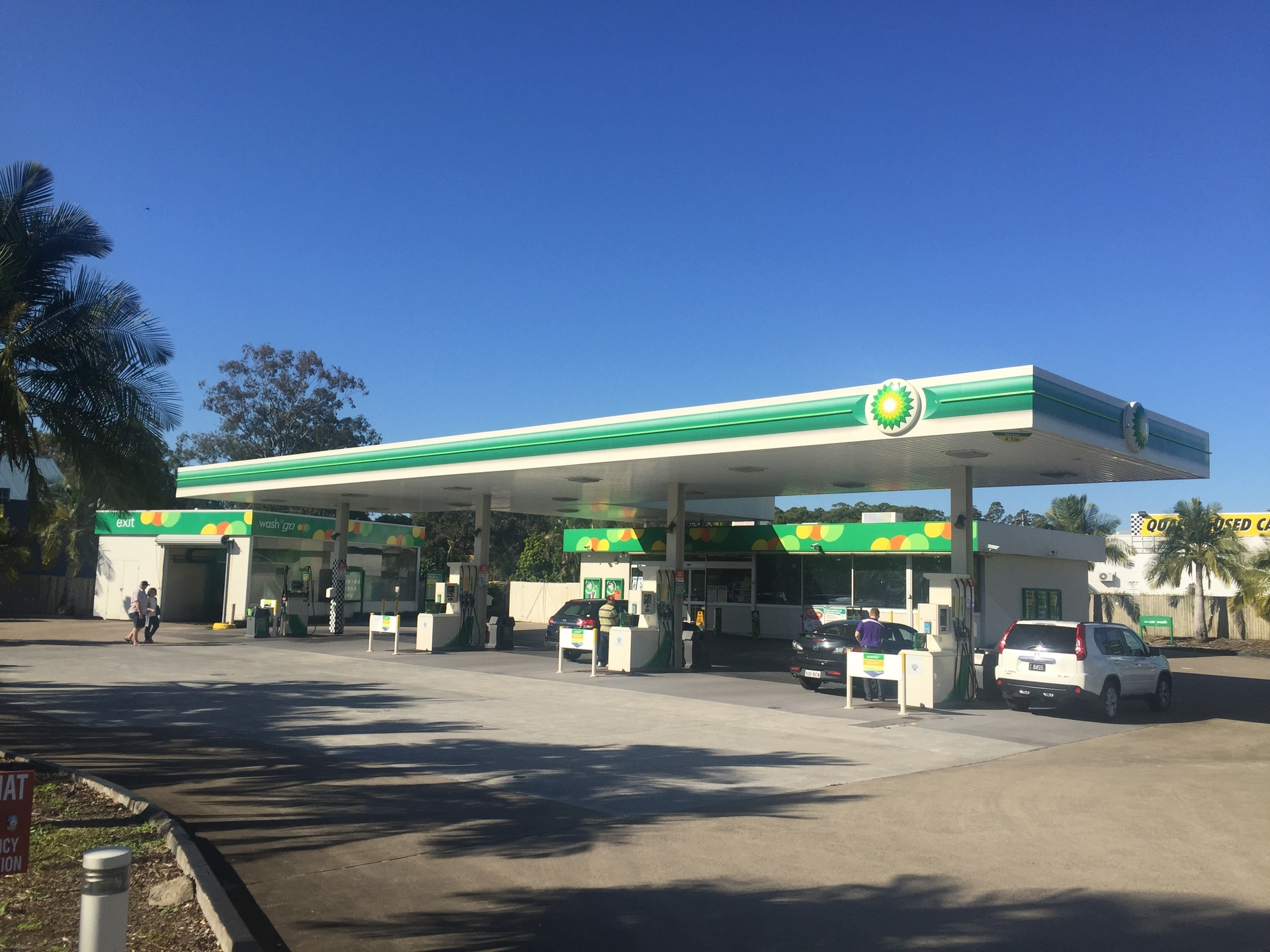Service Station Freehold & Business + Car Wash
