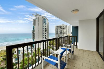 Beachfront 1bed Bargain
