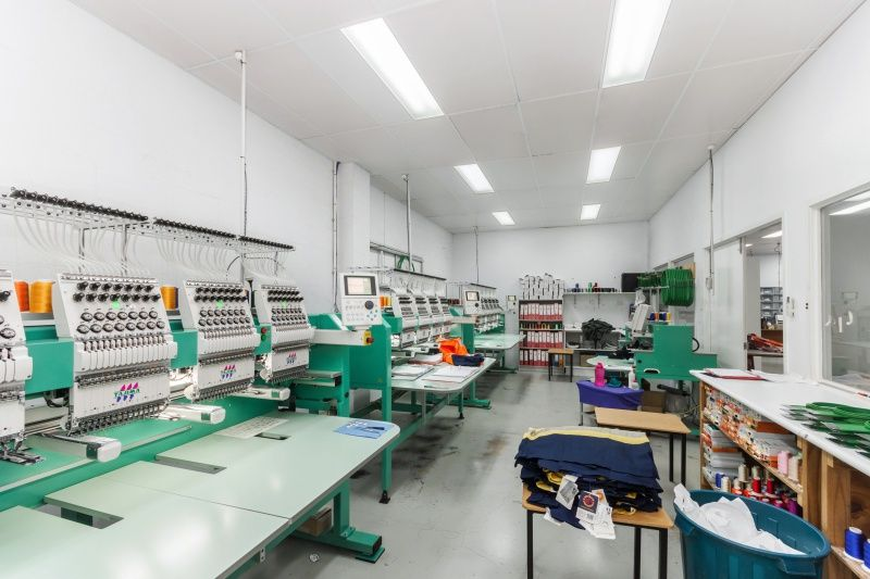 Fully Air Conditioned Warehouse