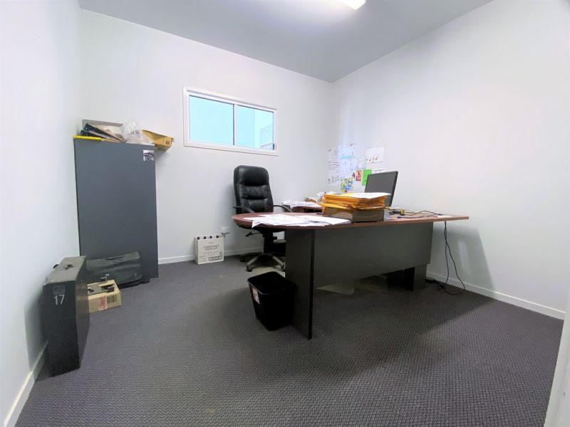 124 SQM* OFFICE WITH SMALL STORAGE WAREHOUSE AND MEZZANINE